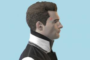 Detroit RK900 Become Human Connor